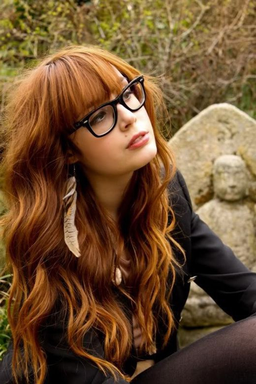 Featured Photo of Long Hairstyles With Glasses