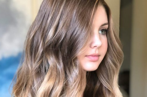 18 Greatest Long Hairstyles For Women With Long Hair In 2019 Throughout Long Hairstyles For Dark Hair (View 19 of 25)