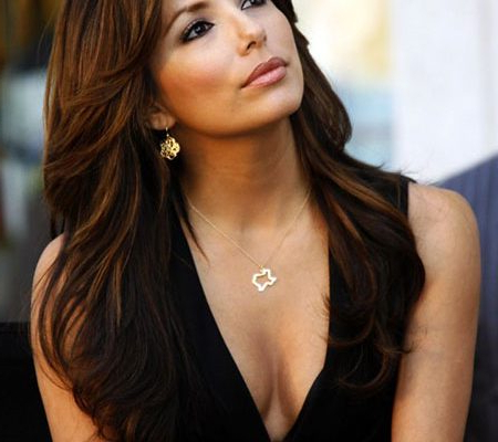18 Hairstyleseva Longoria » Best And Easy Natural Hairstyles With Regard To Long Hairstyles Eva Longoria (View 17 of 25)
