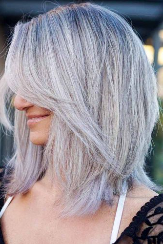 18 Layered Bob Hairstyles For Extra Volume And Dimension – My Throughout Medium Long Layered Bob Hairstyles (View 19 of 25)