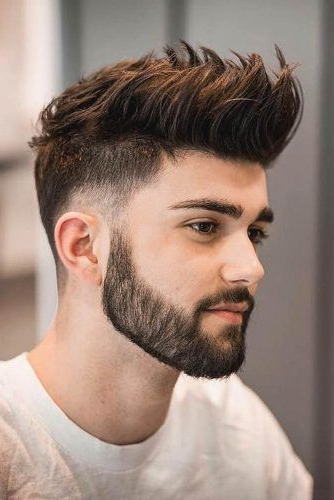 18 Modern And Attention Grabbing Spiky Hair Ideas For Men For Spiky Long Hairstyles (View 18 of 25)