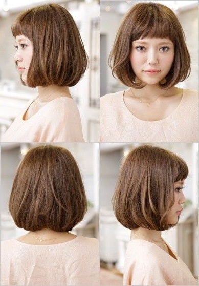 18 New Trends In Short Asian Hairstyles | Hair And Beauty | Japanese In Japanese Long Hairstyles (View 18 of 25)