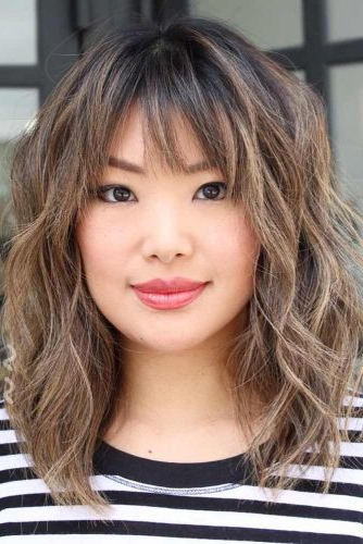 18 Shag Hairstyles & Haircuts That Have An Approach For Every Hair Regarding Long Texture Revealing Layers Hairstyles (View 16 of 25)
