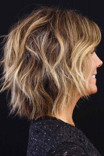 18 Shag Hairstyles & Haircuts That Have An Approach For Every Hair With Long Brown Shag Hairstyles With Blonde Highlights (View 15 of 25)