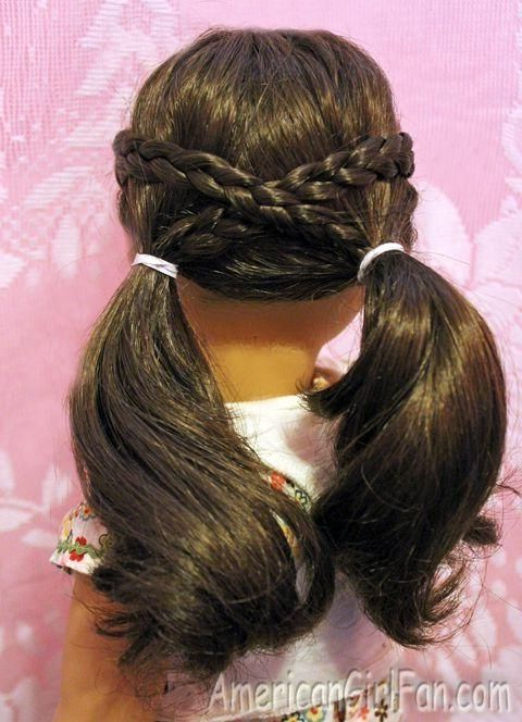 19 American Girl Doll Hairstyles For Long Hair | Hairstyles Ideas With Cute Hairstyles For American Girl Dolls With Long Hair (View 13 of 25)