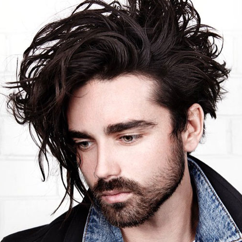 19 Best Long Hairstyles For Men + Cool Haircuts For Long Hair (2019) In Medium Long Hairstyles For Guys (View 16 of 25)