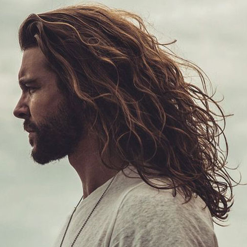 19 Best Long Hairstyles For Men + Cool Haircuts For Long Hair (2019) Inside Back Of Long Haircuts (View 10 of 25)