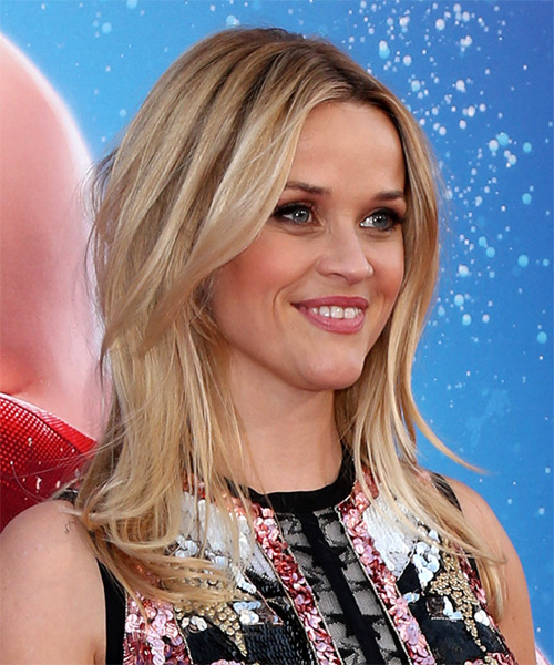 19 Reese Witherspoon Hairstyles, Hair Cuts And Colors With Regard To Long Hairstyles Reese Witherspoon (View 11 of 25)