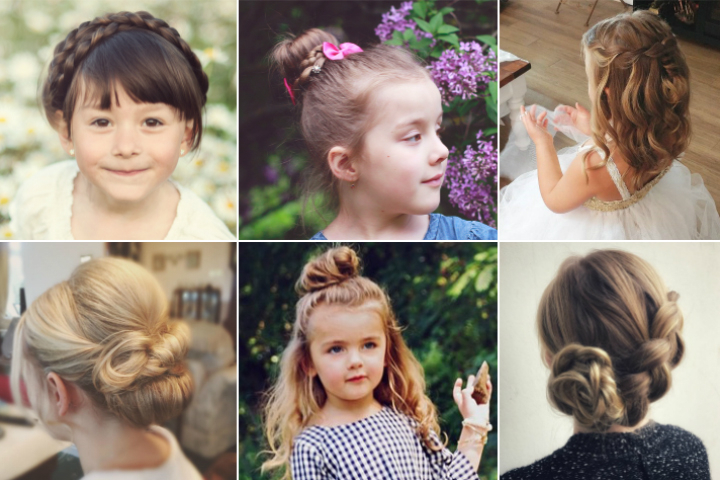 19 Super Easy Hairstyles For Girls Throughout Long Hairstyles For Girls (View 21 of 25)