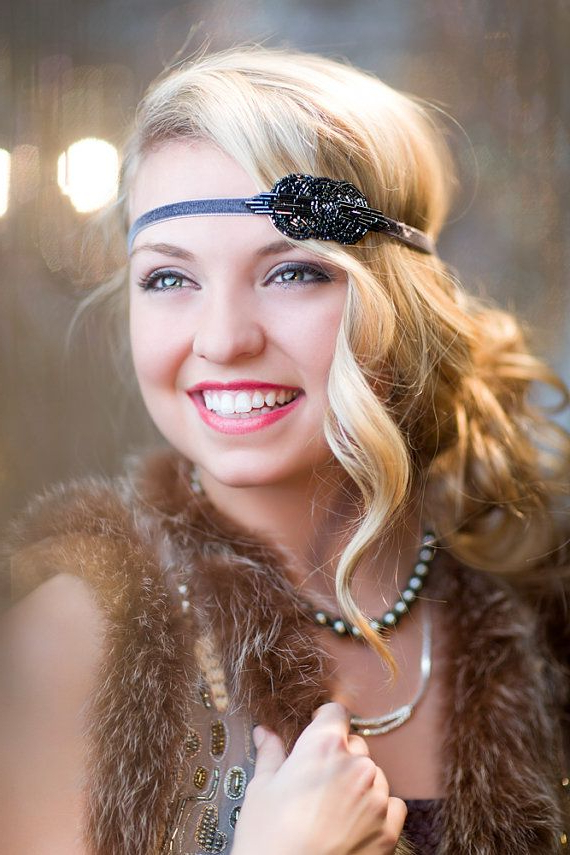 25 Best Collection Of Flapper Girl Long Hairstyles
