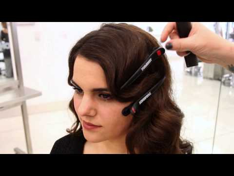 1920S Inspired Faux Bob | Updo Hairstyle Tutorial – Youtube Regarding Twenties Long Hairstyles (View 15 of 25)