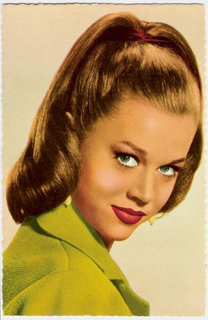 1950's Hairstyles | 1950 S 1960 Hairstyles For Long Hair The Fashion Throughout 1950S Long Hairstyles (View 3 of 25)