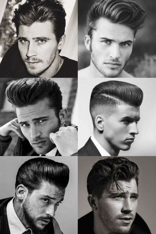 1950S Hairstyles For Men | Men's Hairstyles + Haircuts 2019 In Long Hairstyles In The 1950S (View 15 of 25)