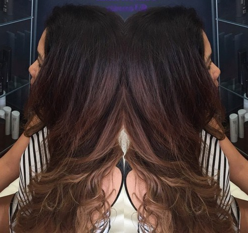20 Amazing Brunette & Brown Hairstyle Ideas For 2019 – Pretty Designs With Long Layered Light Chocolate Brown Haircuts (View 23 of 25)
