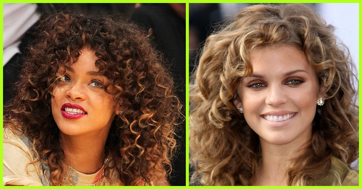 20 Amazing Layered Hairstyles For Curly Hair Intended For Long Layered Half Curled Hairstyles (View 20 of 25)