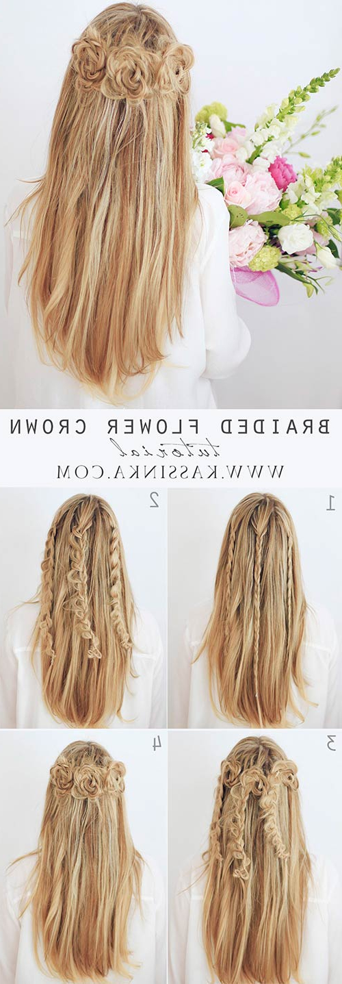 20 Awesome Hairstyles For Girls With Long Hair Throughout Long Hairstyles Do It Yourself (View 25 of 25)