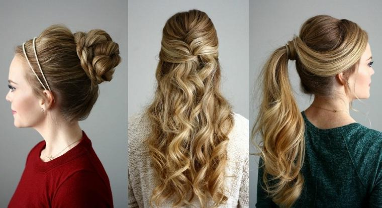 20 Beautiful Party Hairstyles For Long Hair – Hairstyles – Crayon With Regard To Long Hairstyles For Party (View 9 of 25)