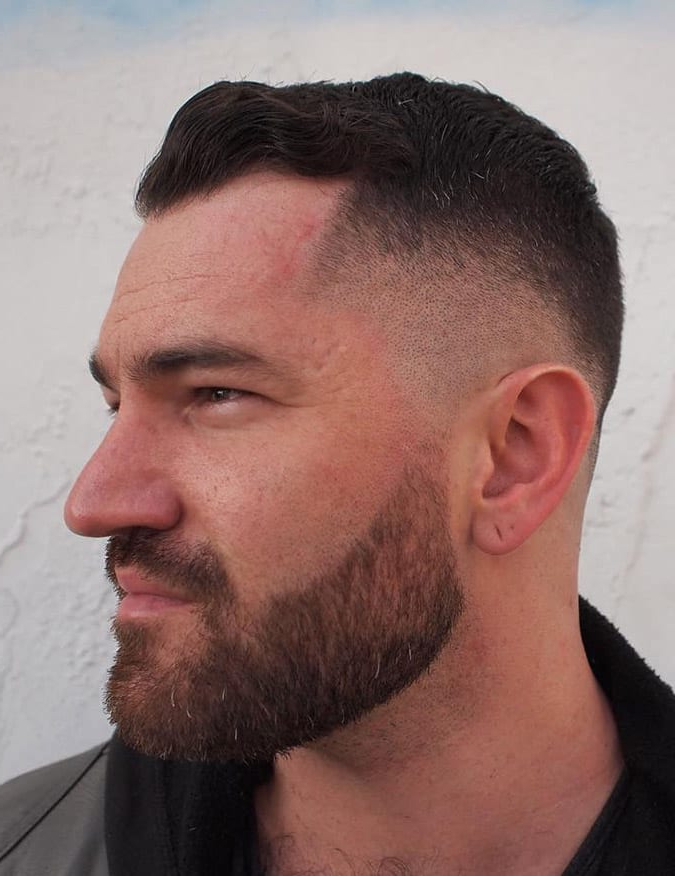 20+ Best Hairstyles For A Receding Hairline (Extended) Inside Long Hairstyles Receding Hairlines (View 7 of 25)