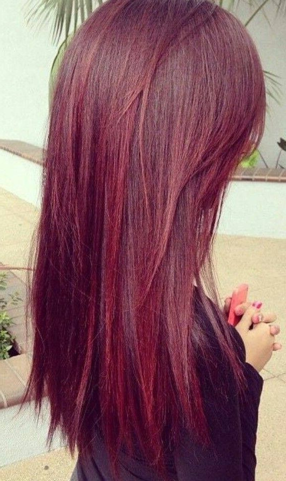 20 Best Hairstyles For Red Hair 2019 – Pretty Designs Intended For Long Hairstyles For Red Hair (View 14 of 25)