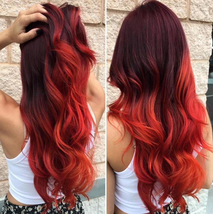 Featured Photo of Long Hairstyles Red Hair