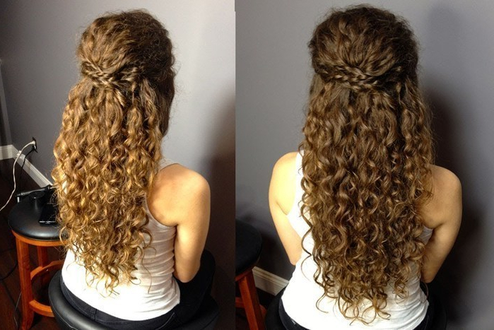 20 Best Interview Hairstyles For Women For Long Hairstyles For Balls (View 16 of 25)