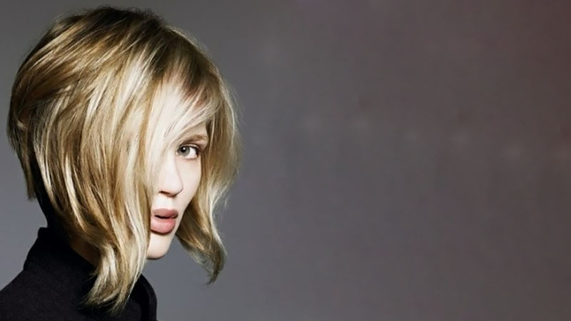 20 Best Inverted Bob Haircuts For Women – The Trend Spotter Regarding Blonde Textured Haircuts With Angled Layers (View 19 of 25)