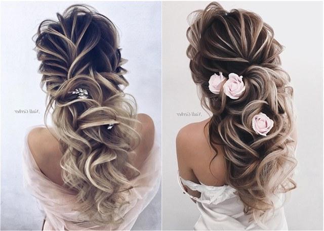 20 Best Long Wedding & Prom Hairstyles From Nadi Gerber | Deer Pearl Regarding Wavy Prom Hairstyles (View 20 of 25)