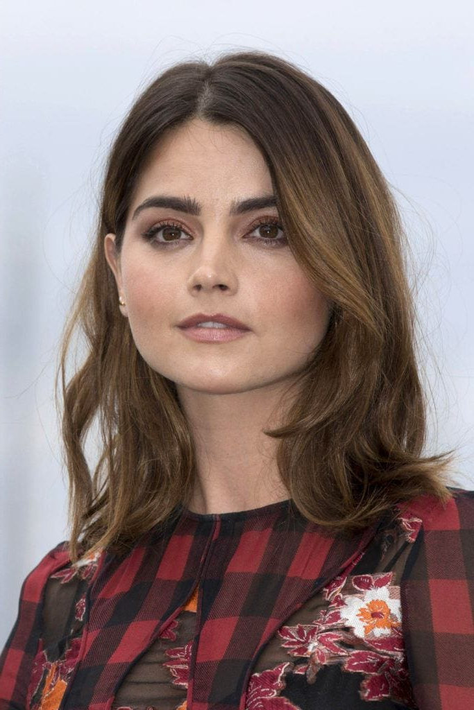 20 Best Shoulder Length Layered Haircut Photos 2019 | All Things Hair Uk Regarding Long Choppy Haircuts With A Sprinkling Of Layers (View 21 of 25)