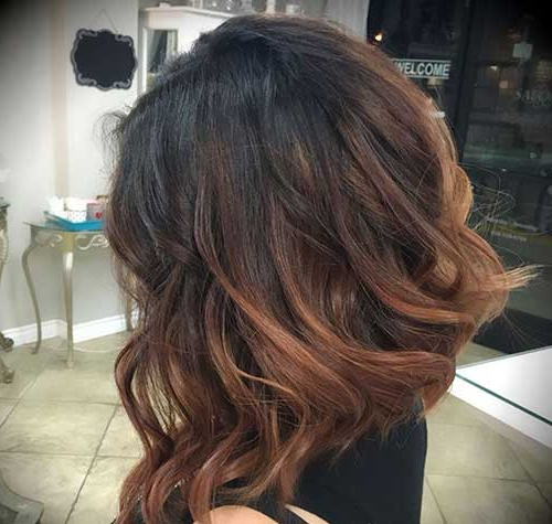 20 Brunette Bob Haircuts Within Long Haircuts For Brunettes (View 24 of 25)