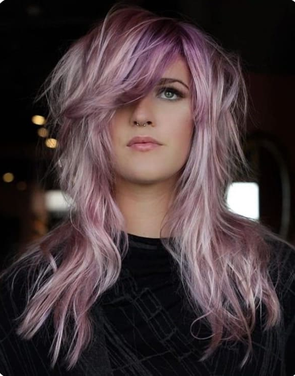 20 Dandy Shag Hairstyles For Women With Thick Hair Regarding Shaggy Hairstyles Long Hair (View 16 of 25)