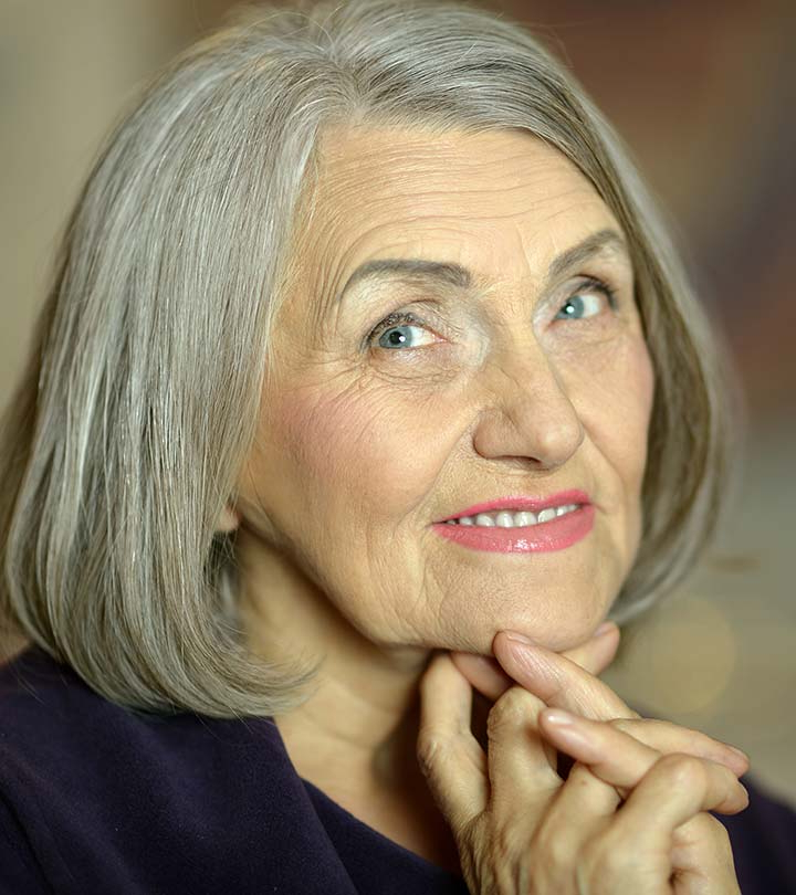 20 Elegant Hairstyles For Older Women Throughout Long Haircuts For Older Ladies (View 22 of 25)