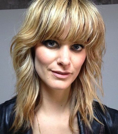 20 Feminine Long Shaggy Hairstyles 2019 – Best Shag Hair Style Ideas Within Long Shaggy Layers (View 20 of 25)