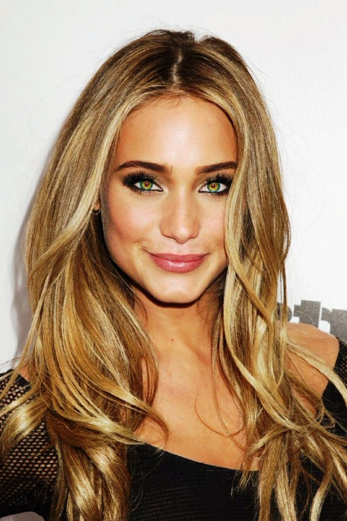 20 Gorgeous Celebrity Long Hairstyles Ideas For You – Instaloverz Throughout Long Hairstyles Celebrities (View 8 of 25)