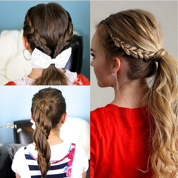 20 Gorgeous Hairstyles For 9 And 10 Year Old Girls – Child Insider For Long Hairstyles For Young Girls (View 12 of 25)