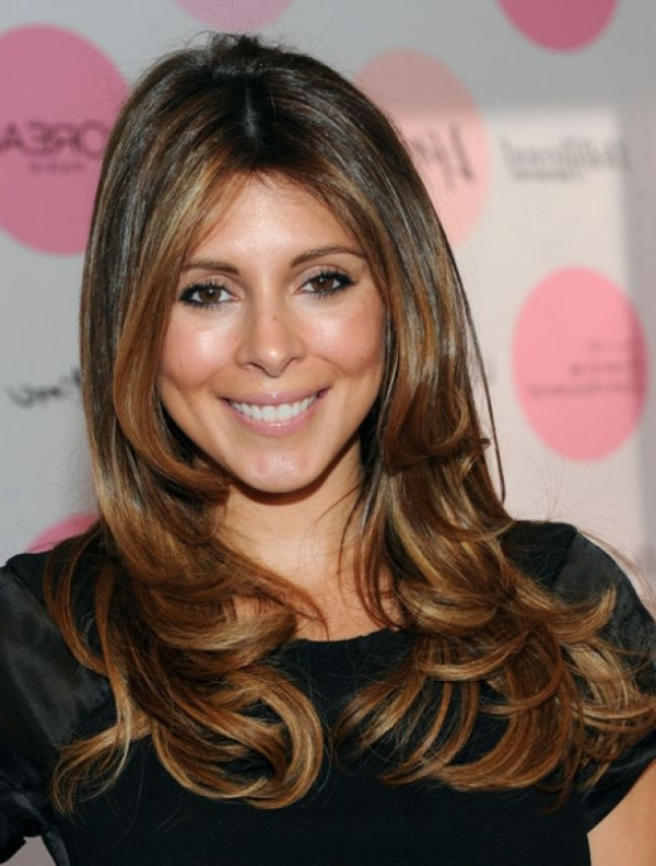 20 Gorgeous Hairstyles That Will Make You Look Younger   Luscious Within Long Hairstyles To Make You Look Younger (View 21 of 25)