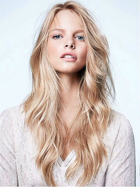 20 Gorgeous Layered Hairstyles & Haircuts – The Trend Spotter Inside Long Feathered Haircuts With Layers (View 18 of 25)