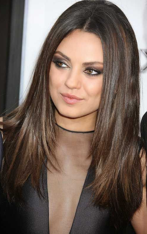 Featured Photo of Long Haircuts For Fine Straight Hair