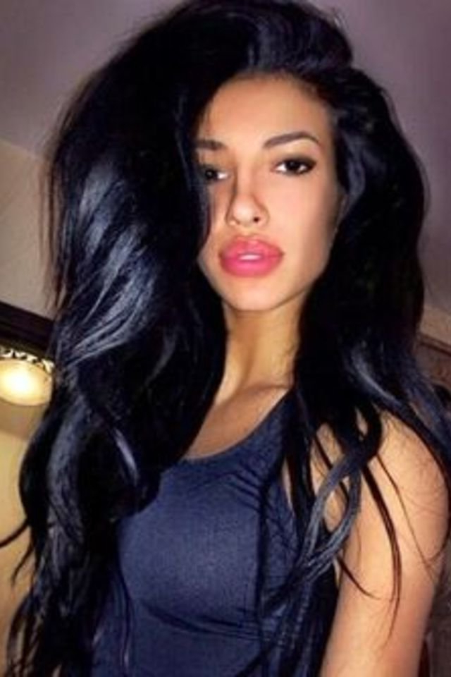 20 Hairstyle Ideas For Women With Long Black Hair With Regard To Long Hairstyles Ebony (View 9 of 25)