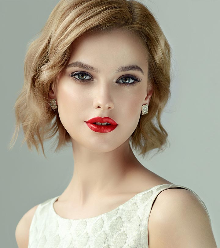 20 Incredible Diy Short Hairstyles – A Step By Step Guide Throughout Bobbing Along Prom Hairstyles (View 13 of 25)