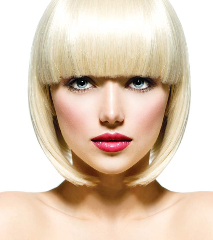 20 Incredible Short Hairstyles With Bangs With Regard To Short Bangs Long Hairstyles (View 25 of 25)
