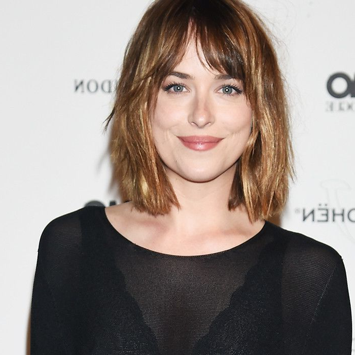 20 It Girl–Approved Short Haircuts For Fine Hair Within Haircuts For Long Fine Hair With Bangs (View 14 of 25)