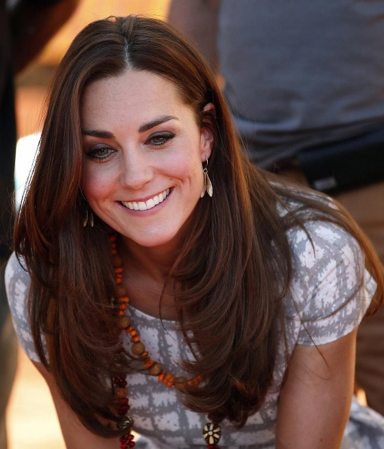 20 Kate Middleton Hairstyles That Will Make You Feel Like A Princess Inside Long Hairstyles Kate Middleton (View 20 of 25)
