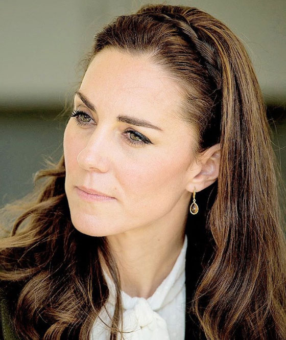 20 Kate Middleton Hairstyles That Will Make You Feel Like A Princess Intended For Long Hairstyles Kate Middleton (View 9 of 25)