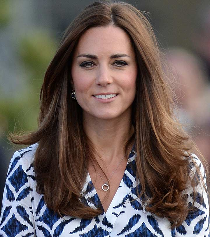 Featured Photo of Long Hairstyles Kate Middleton