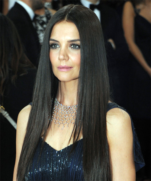 20 Katie Holmes Hairstyles, Hair Cuts And Colors For Katie Holmes Long Hairstyles (View 8 of 25)