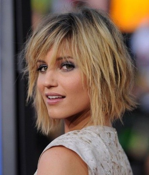 20 Layered Hairstyles For Thin Hair – Popular Haircuts In Messy Layered Haircuts For Fine Hair (View 9 of 24)