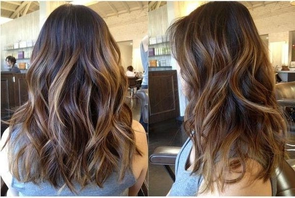 20 Layered Hairstyles For Women With 'problem' Hair – Thick, Thin For Layered Ombre For Long Hairstyles (View 19 of 25)