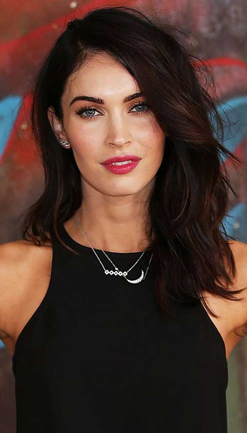 20 Long Bob Dark Hair | Bob Hairstyles 2018 – Short Hairstyles For Women Throughout Long Hairstyles Dark (View 18 of 25)