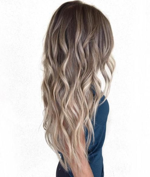 20 Long Hairstyles That Make You Want To Let Your Hair Down In 2019 Inside Long Hairstyles Balayage (View 3 of 25)