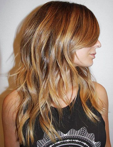 20 Long Layered Shaggy Haircuts | Long Hairstyles 2017 – 2018 Intended For Long Layered Shaggy Haircuts (View 7 of 25)